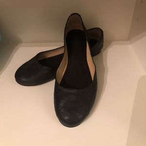 FRYE sienna ballet flats women's size 9- like new